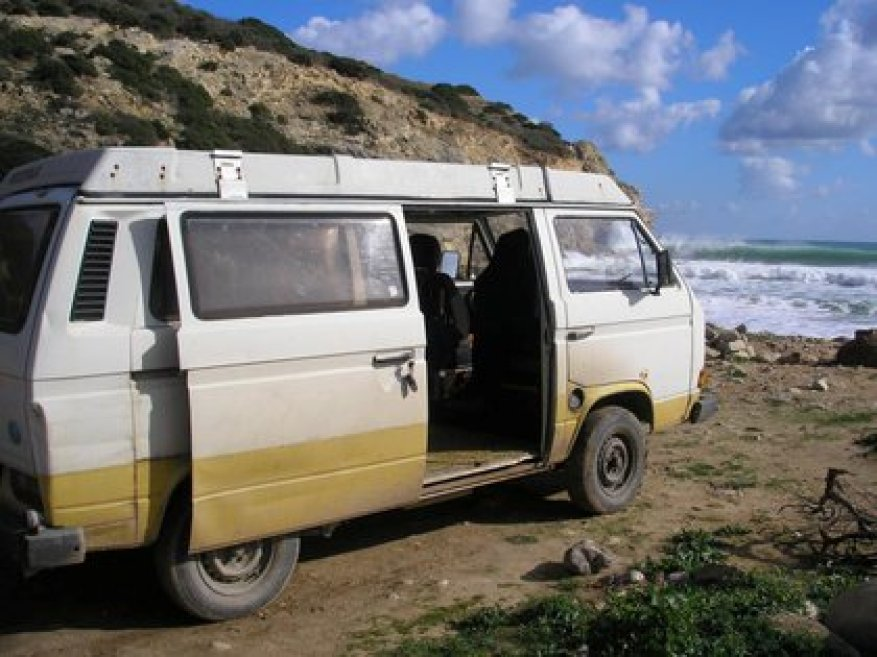A van used by Christian Brueckner could be linked to the disappearance of British girl Madeleine McCann 13 years ago.  The suspect was in Praia da Luz at the time of Maddie's kidnapping and has a record (Reuters)