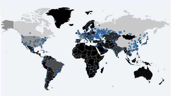 Ya son 150 los países afectados (Malware Tech)