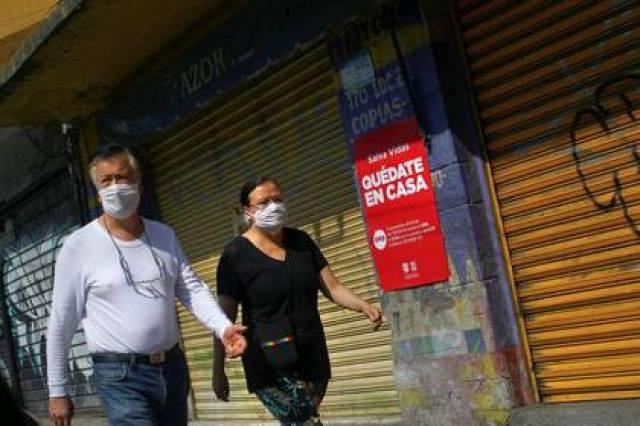 Según la SSa, en México hay 14,020 contagios activos, lo que quiere decir que dichos pacientes presentaron síntomas en los últimos 14 días (Foto: REUTERS / Edgard Garrido)