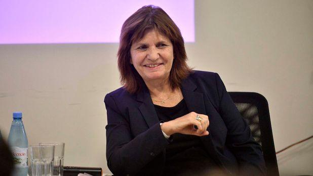 Patricia Bullrich es una de las líderes que hoy tiene la oposición a nivel nacional (Foto: Gustavo Gavotti)