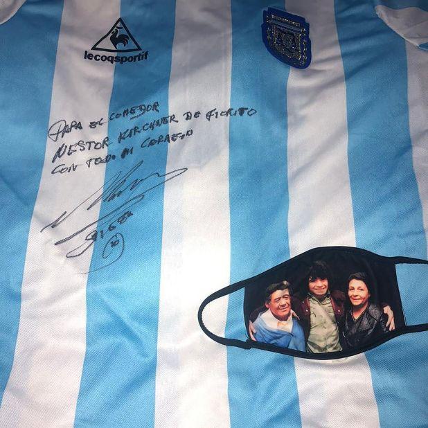 La iniciativa solidaria de Maradona con Villa Fiorito