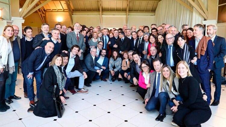 Macri, el miércoles en Olivos, con diputados del interbloque Cambiemos