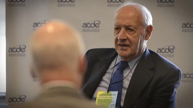 El ex ministro de Economía Roberto Lavagna