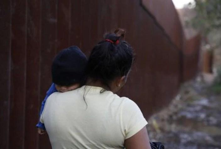 El presidente Donald Trump ha insultado sistemáticamente a los migrantes mexicanos en EEUU  (Foto: AP / Rebecca Blackwell)