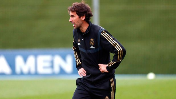Raúl está revolucionando al Castilla, el segundo equipo del Real Madrid (@RaulGonzalez)