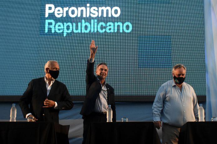 Presentacion PERONISMO REPUBLICANO