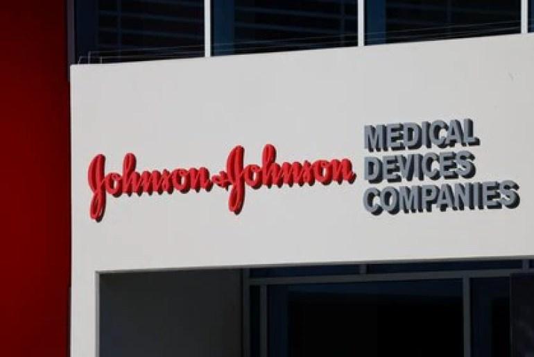 Oficinas de Johnson & Johnson. Foto: REUTERS/Mike Blake