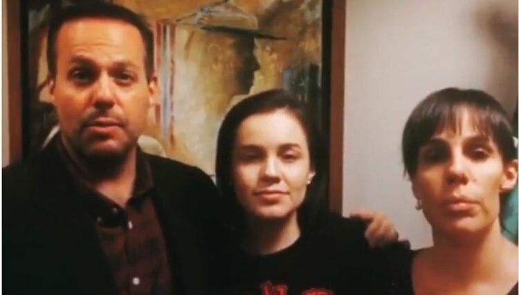 José Joel, Sarita y Marysol