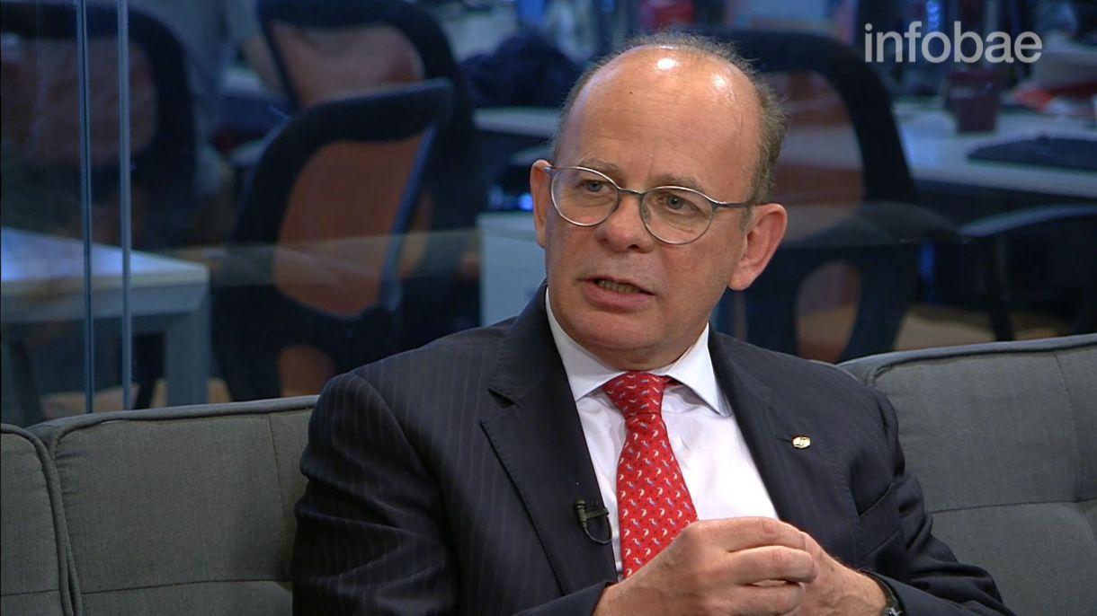 César Litvin, tributarista y CEO de Lisicki Litvin & Asociados.
