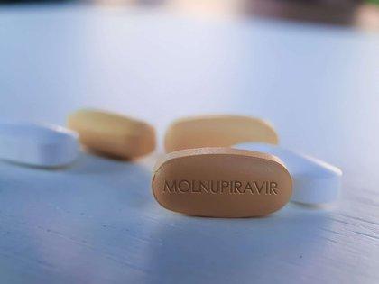 El molnupiravir se diseñó originalmente para combatir la influenza