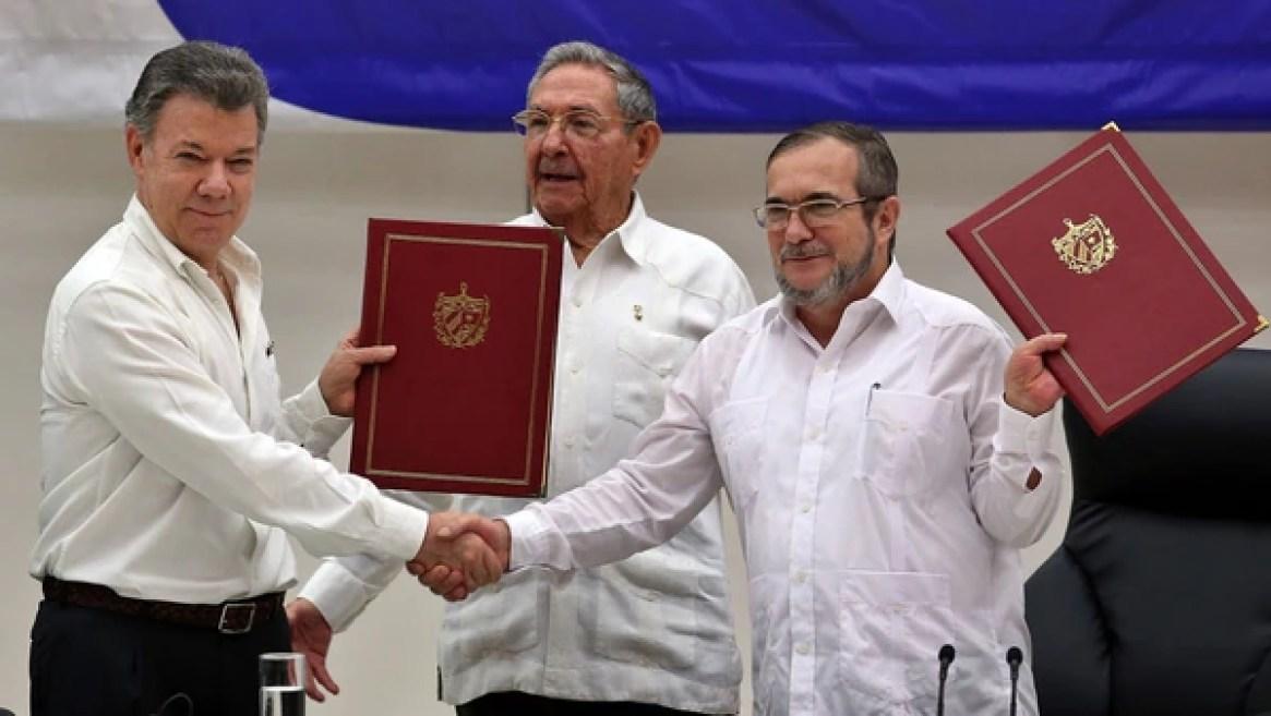 Duque propone reformas al acuerdo de paz con las FARC (EFE)