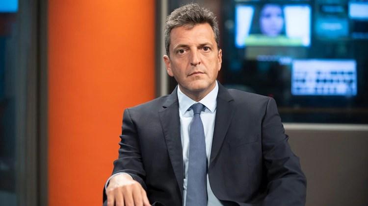 """Massa sostuvo que Macri """"eligió el rumbo al abismo"""""""