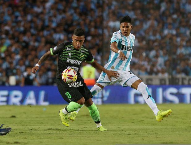 Matías Zaracho estaría a un paso de firmar con Atlético Mineiro (REUTERS/Agustin Marcarian)
