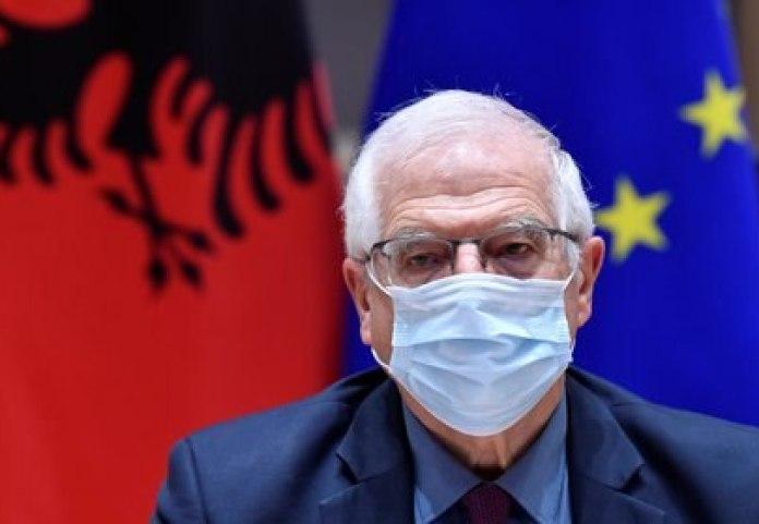 The High Representative for EU Foreign Policy, Josep Borrell (John Thys / Pool via REUTERS)