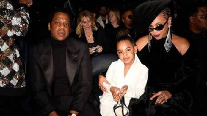 With only 7 years, the daughter of Beyonce and Jay-Z is a composer and award-winning