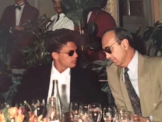 Por gestiones del manager argentino, Luis Miguel incursionó en el bolero