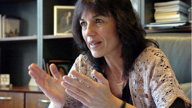 La secretaria Legal y Técnica, Vilma Ibarra.