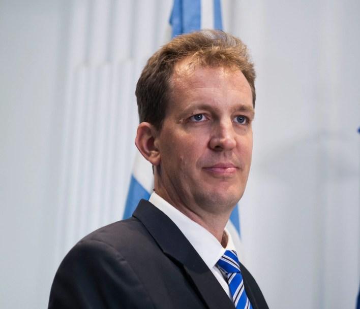 Ingeniero Andrés Agres, rector del ITBA