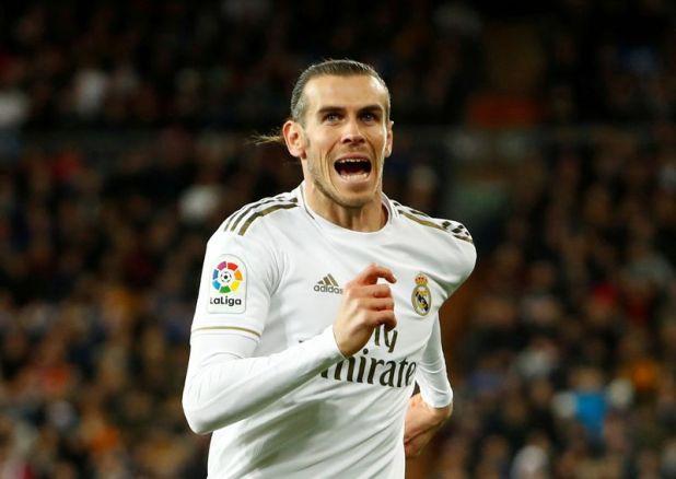 Por lo visto en la última temporada, el futuro de Bale está lejos de Madrid (Reuters)