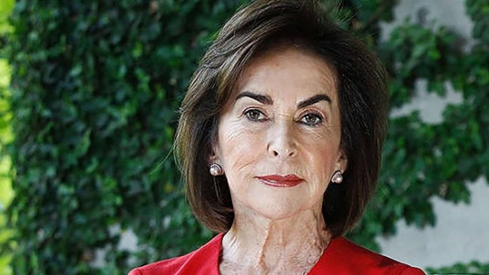 Iris Fontbona posee la mayor fortuna de Chile