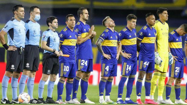 Boca vs Inter