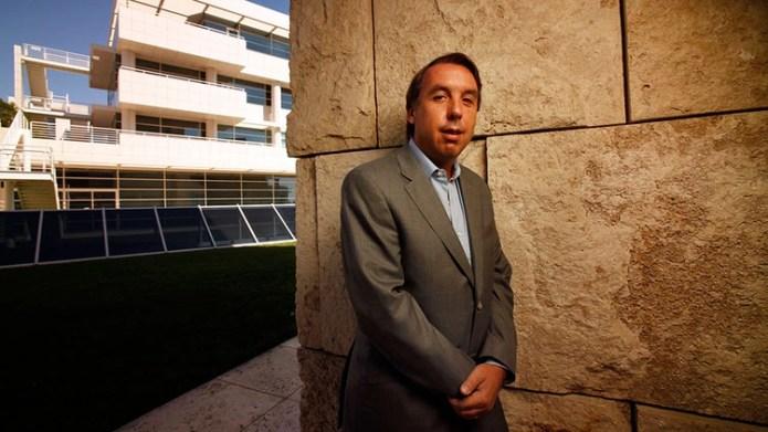 Emilio Azcárrago Jean, heredero de Emilio Azcárraga Milmo, estuvo 20 años al frente del multimedio mexicano, el más grande de América Latina (Getty Images)