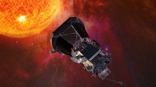 Solar Probe Plus llega al Sol