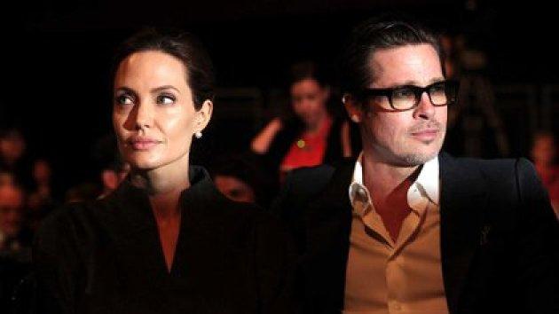 Angelina Jolie y Brad Pitt se separaron en 2016 (AFP)