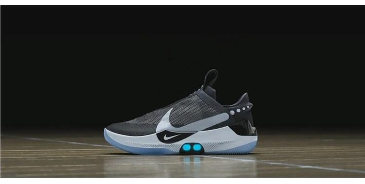 Nike dejó ver sus tenis Adapt. (Foto: Nike)