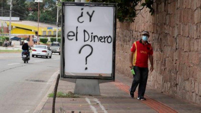 El departamento de Atlántida en el Caribe de Honduras, un país de 9,3 millones de habitantes, de los que más del 60 % son pobres. (EFE/ Gustavo Amador/Archivo)
