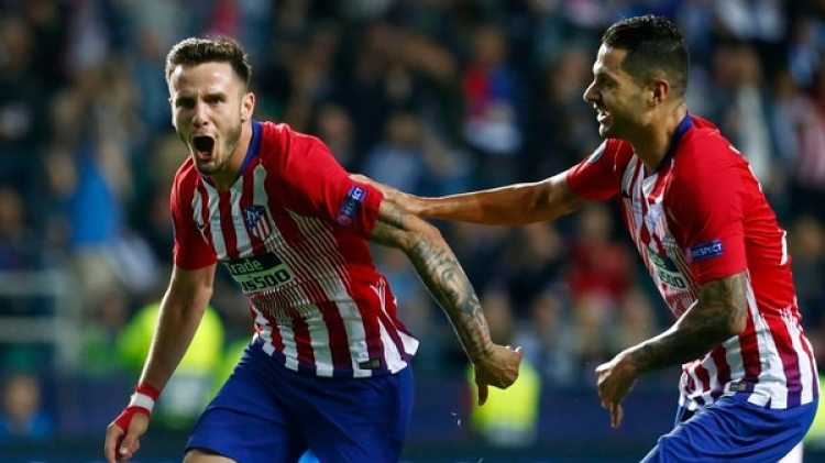 (Reuters) el Atlético de Madrid venció al Real Madrid por la Supercopa de Europa