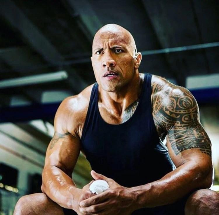 """Dwayne """"The Rock"""" Johnson encabeza la lista de Forbes de los diez actores mejor pagados del mundo, recaudando USD 89, 4 millones en 2019"""