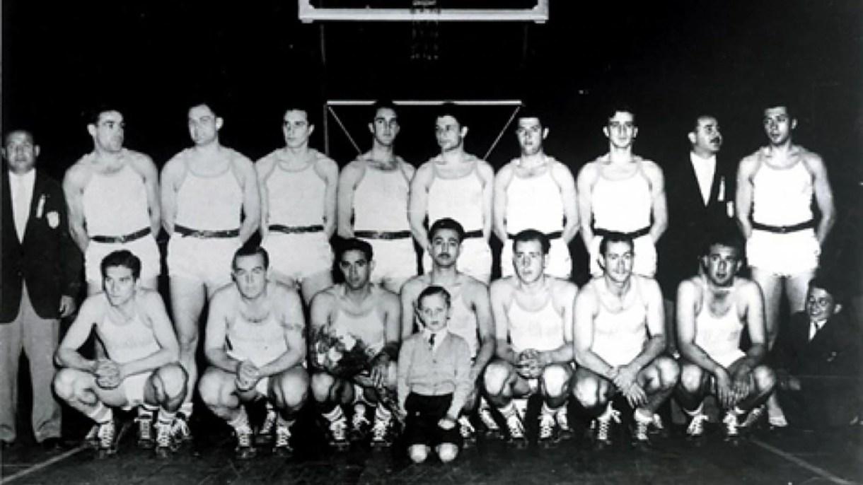 El plantel argentino que dio la vuelta en 1950 (El Gráfico)