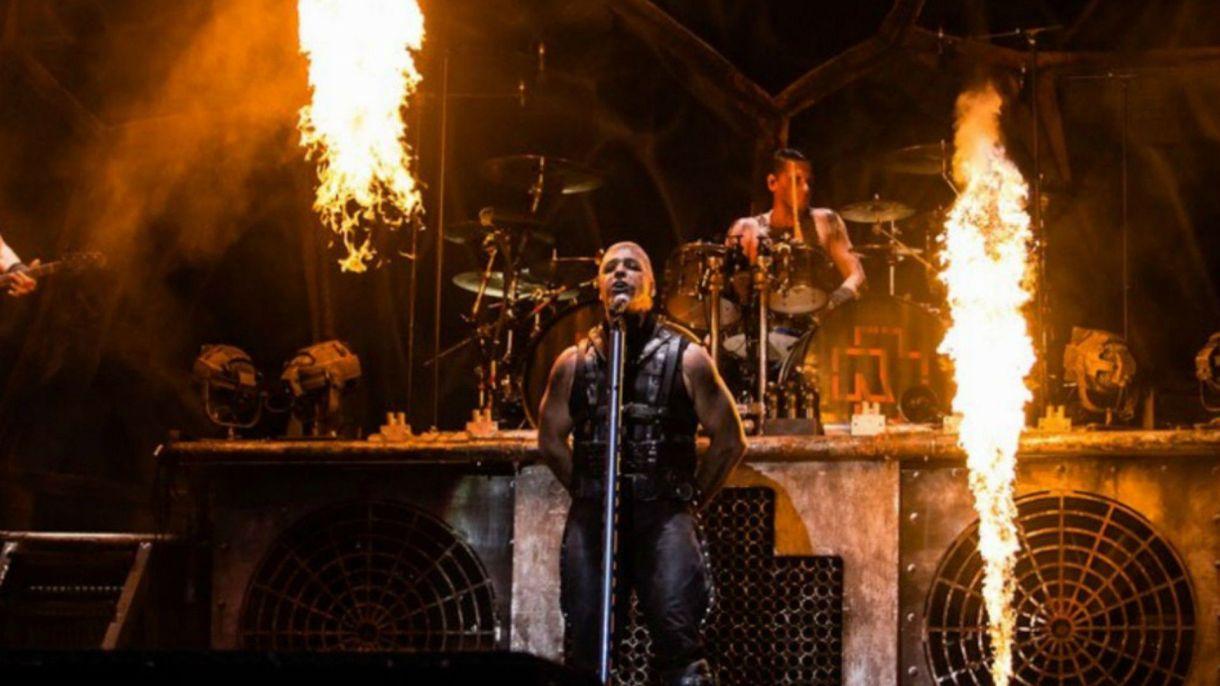 A más de 20 años de su creación la banda continua siendo un referente de la escena del metal industrial (Foto: @antmartinb)