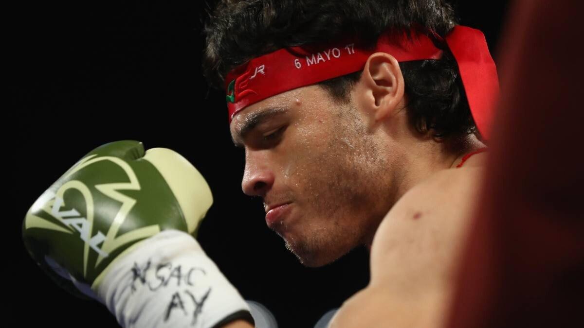 """""""Si pierdo, me retiró"""": Julio César Chávez Jr. volverá a subirse al ring después de dos años"""