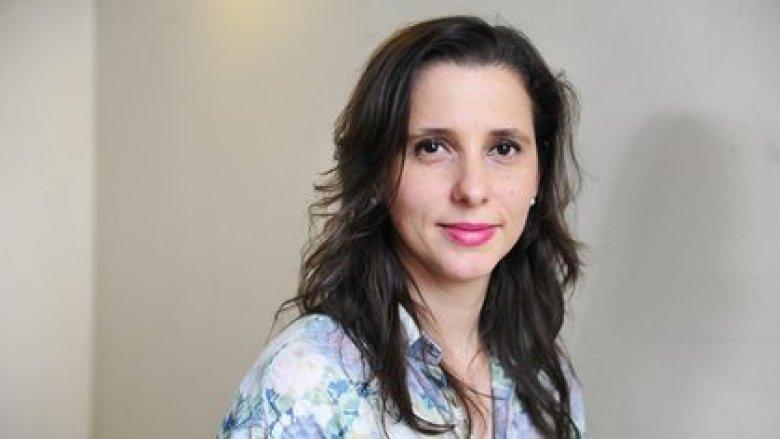 Raquel Garzón (Télam)
