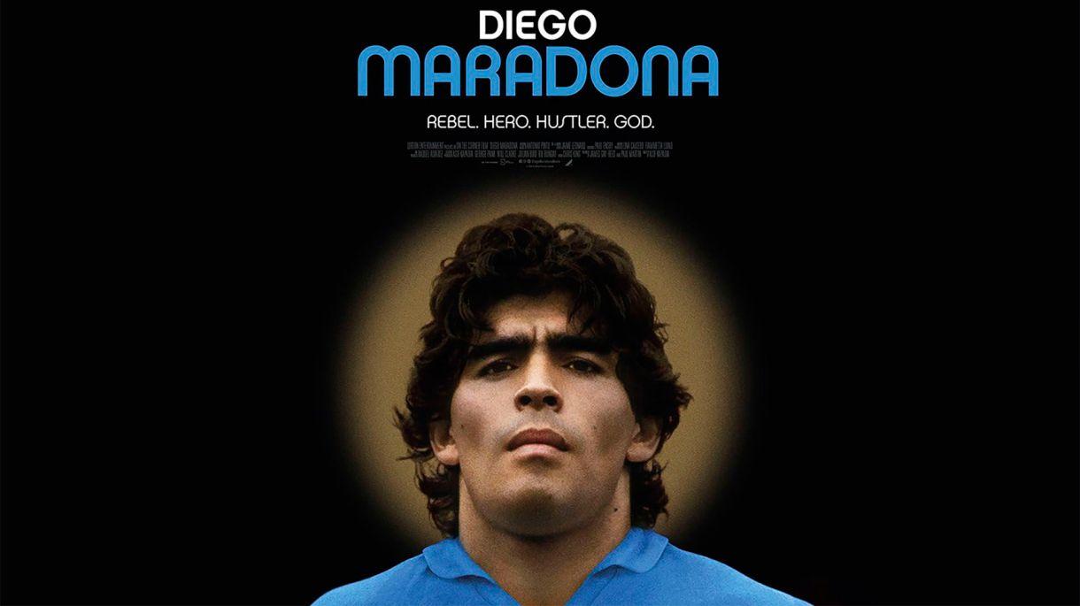 Rebelde. Héroe. Tramposo. Dios. Así presenta Kapadia a Diego Maradona