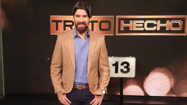 Sebastián Abreu será la nueva estrella de Teledoce, canal de aire en la TV uruguaya