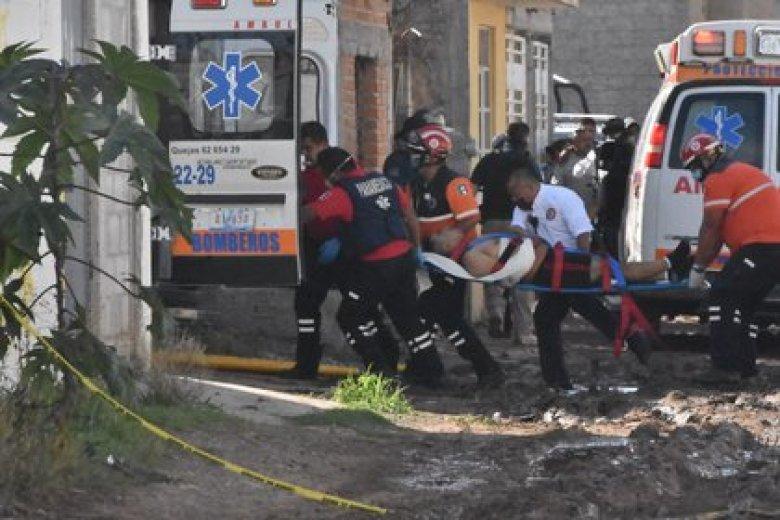 Ataque de sicarios en Irapuato dejó al menos 24 muertos y 7 ...
