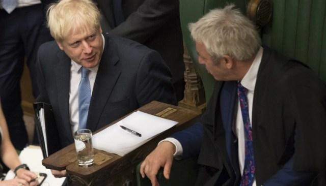Johnson ha sido criticado incluso por miembros de su partido por la decisión, señalada como una afrenta constitucional que amenaza la democracia