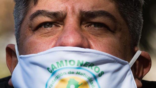 Pablo Moyano - Tribunales de lomas de zamora
