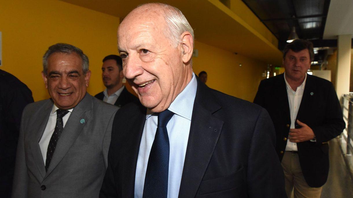Roberto Lavagna (foto Franco Fafasuli)