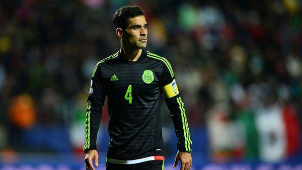 Rafa Márquez es el futbolista mexicano con más títulos internacionales