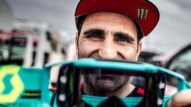 El piloto portugués tenía 40 años y era uno de los más experimentados del Dakar 2020 (IG: @goncalvesspeedy)