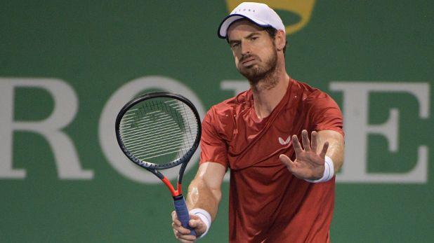 Andy Murray ha regresado al circuito tras una operación de cadera y ya planea jugar el Australian Open en 2020 (AFP)