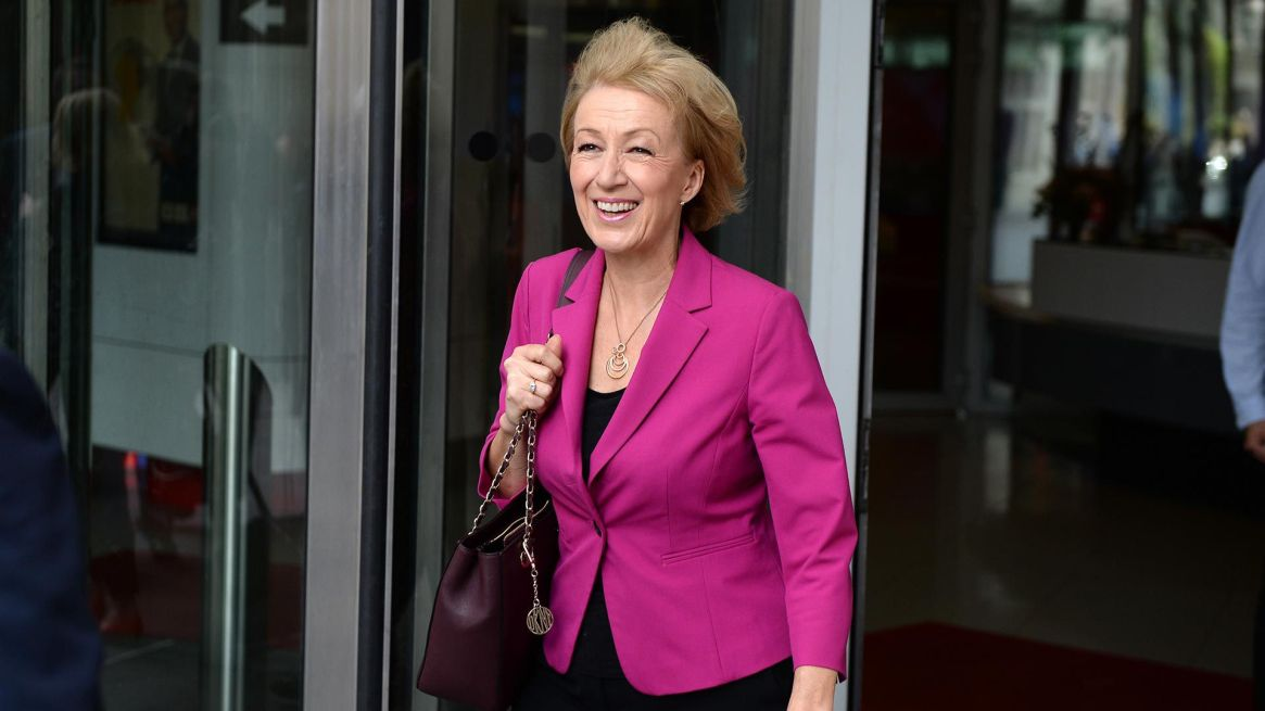 Andrea Leadsom (AFP)