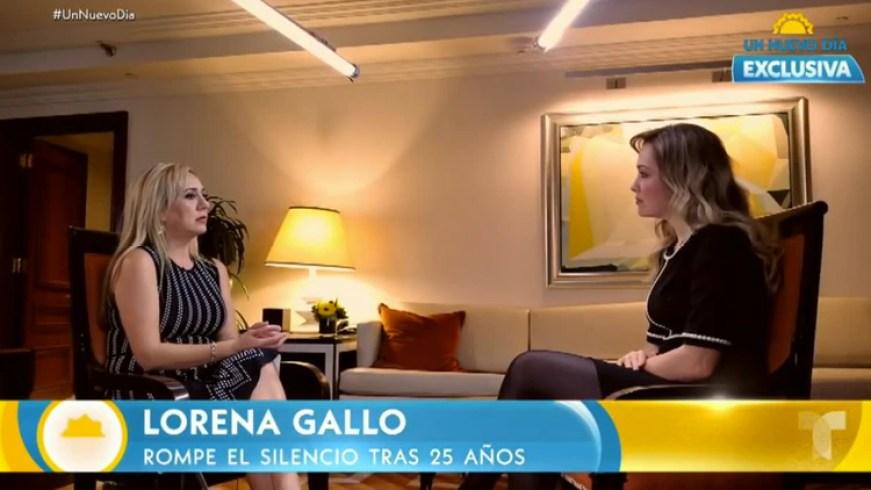 Lorena Bobbitt cambió de nombre, ahora es Lorena Gallo