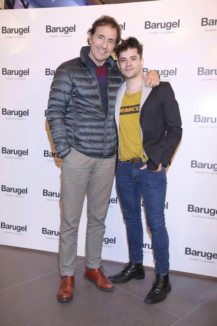 Martín Seefeld y Felipe Colombo
