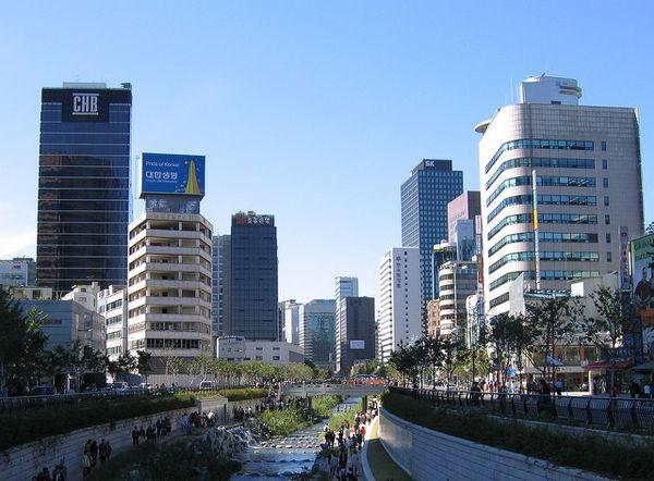 Seúl, capital de Corea del Sur, será el escenario de los primeros bombardeos ya que se encuentra cerca de la frontera y al alcance de los cañones norcoreanos