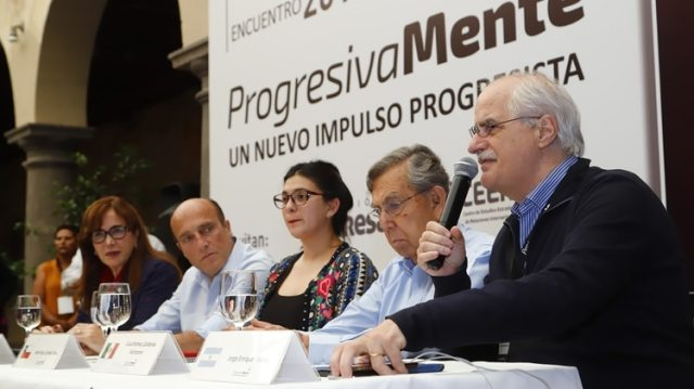 Jorge Taiana en el debate de Puebla, es una de las voces más escuchadas por Alberto Fernández